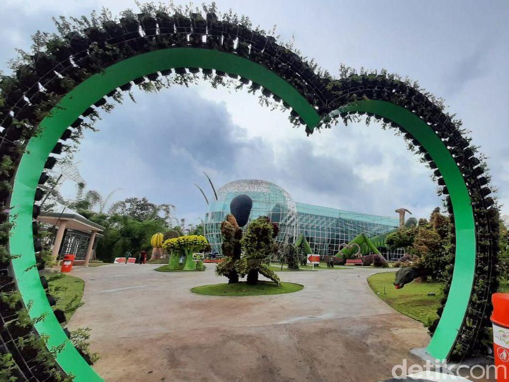 Foto Batu Love Garden, yang Baru dan Hits dari Kota Batu