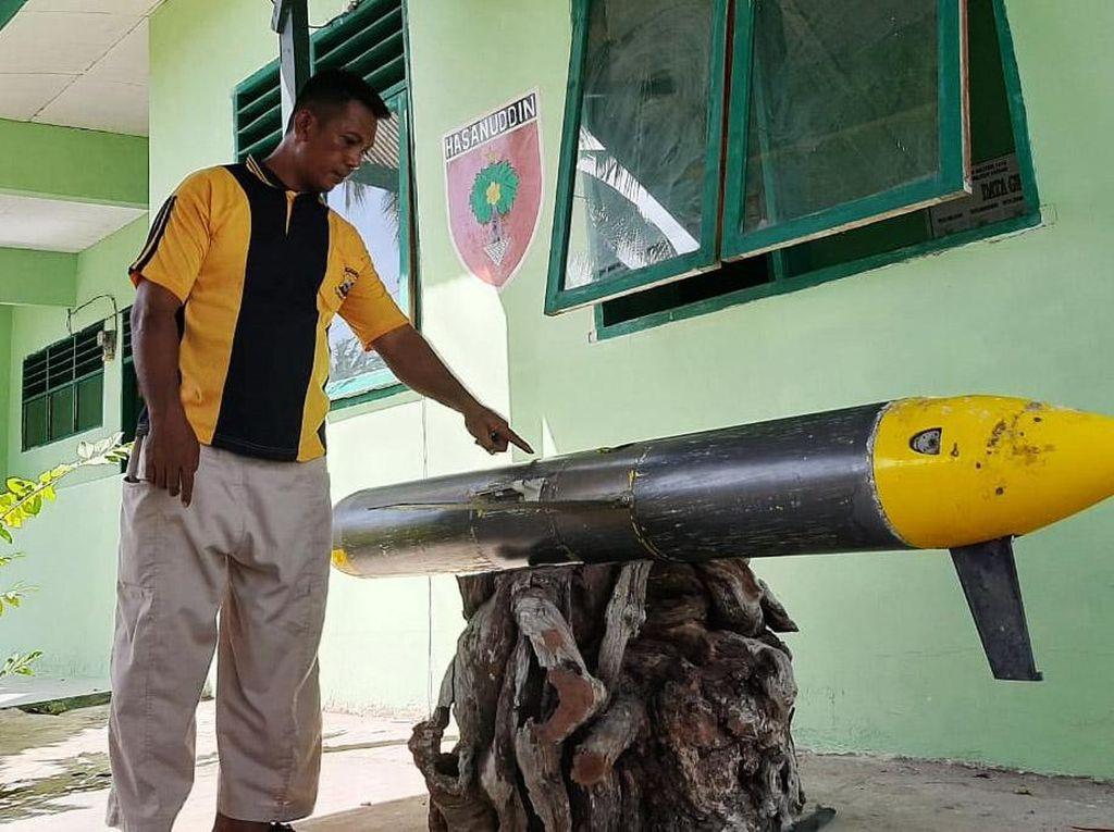 Sempat Disimpan di Rumah Nelayan, Benda Diduga Drone Dikhawatirkan Berbahaya