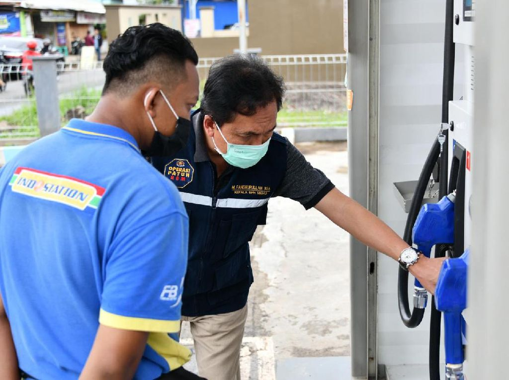 BPH Migas Minta Microsite Exxonmobil Tidak Hanya Ada di Jabar & Banten