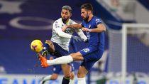 Kontra Aston Villa, Chelsea Tutup Akhir Tahun dengan Kecewa
