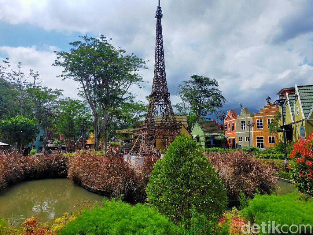 Foto: Sensasi Liburan ala Eropa di Bogor