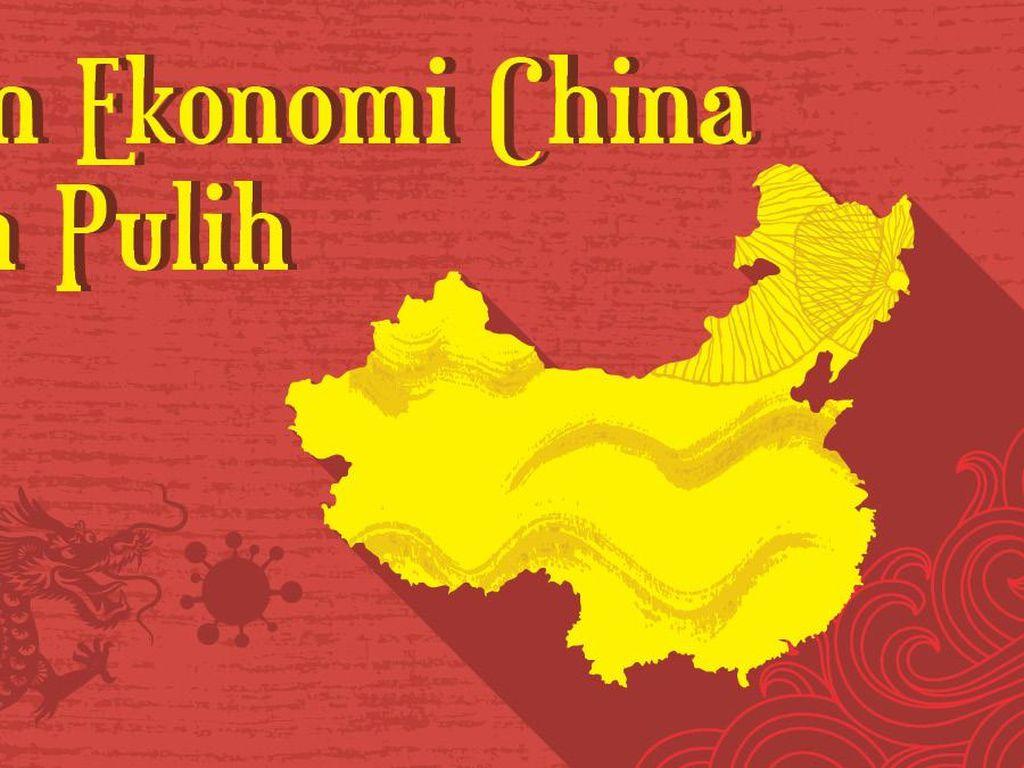 Alasan Ekonomi China Belum Pulih Sepenuhnya