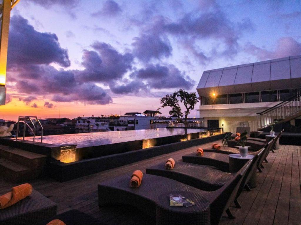 Hotel Bintang 4 di Legian Ini Mulai Rp 300 Ribuan!