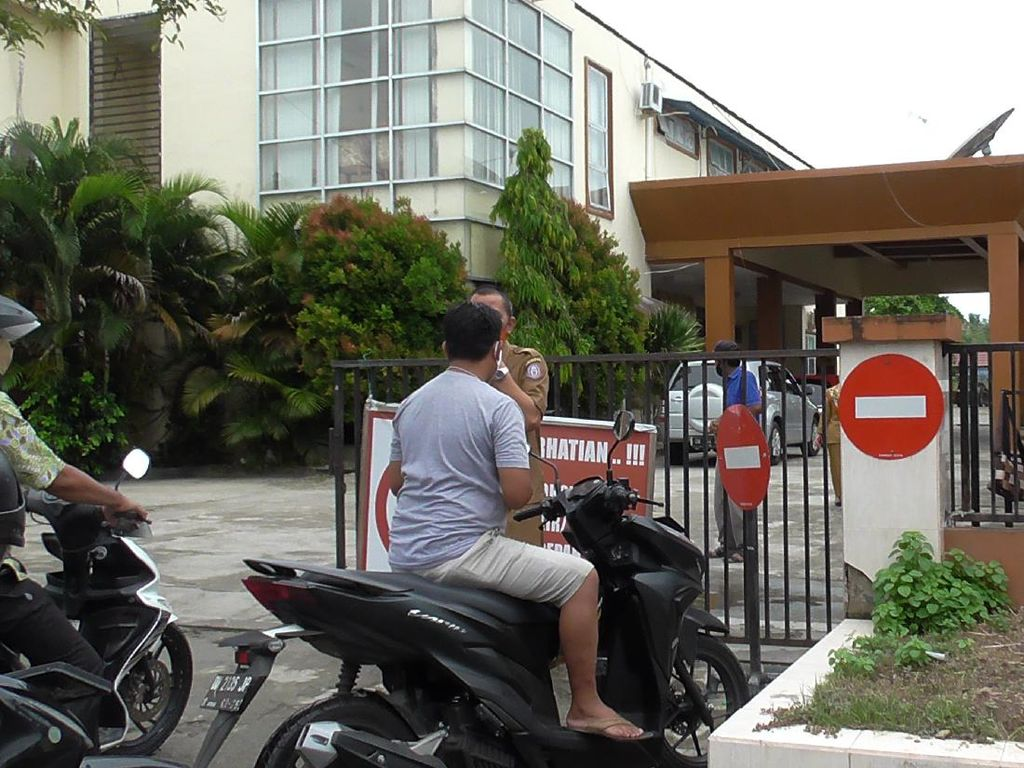 Puluhan Pegawai Positif COVID-19, Kantor Samsat Gorontalo Ditutup Sementara