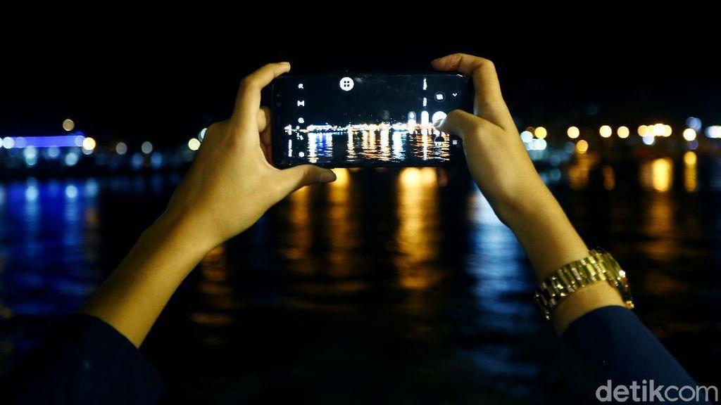 Keseruan di Kapal Ferry dari Pelabuhan Ketapang-Gilimanuk