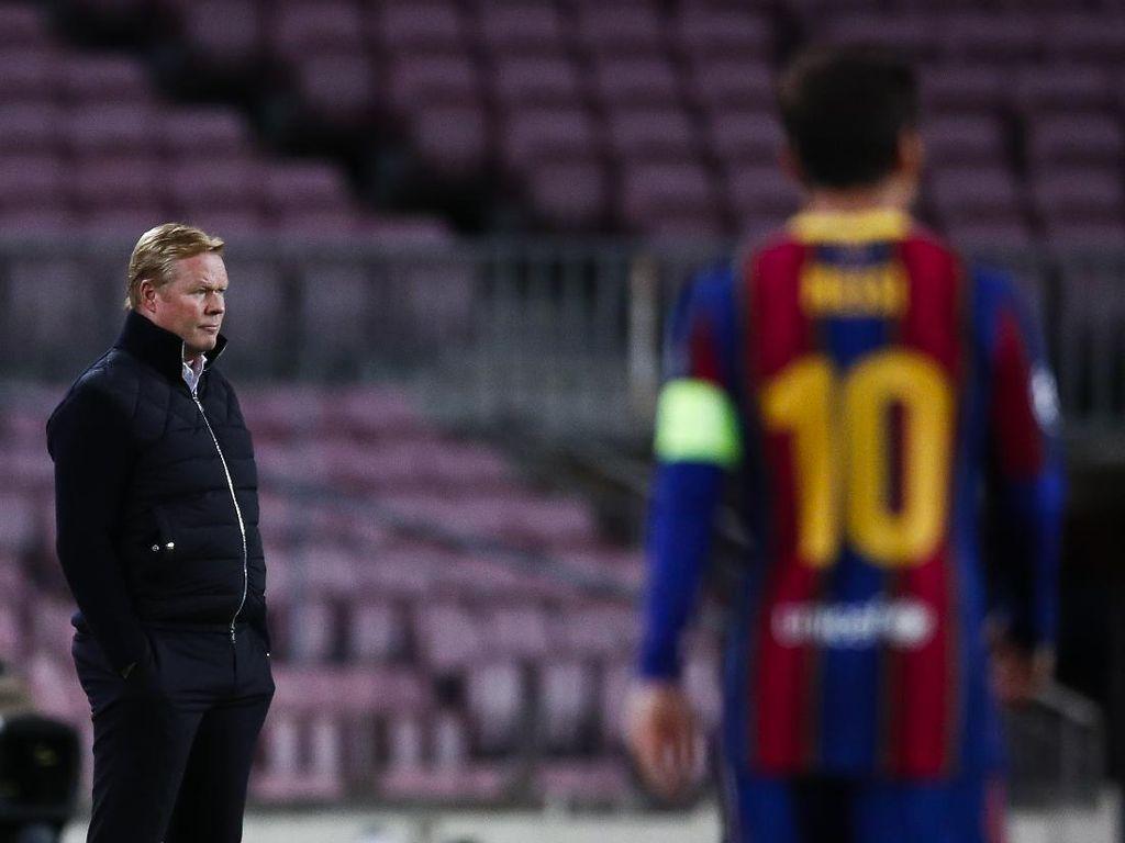 Barcelona Kembali Terjangkit Covid-19