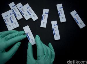 102 Pegawai Rumah Pemotongan Ayam di Sleman Positif Rapid Test Antigen