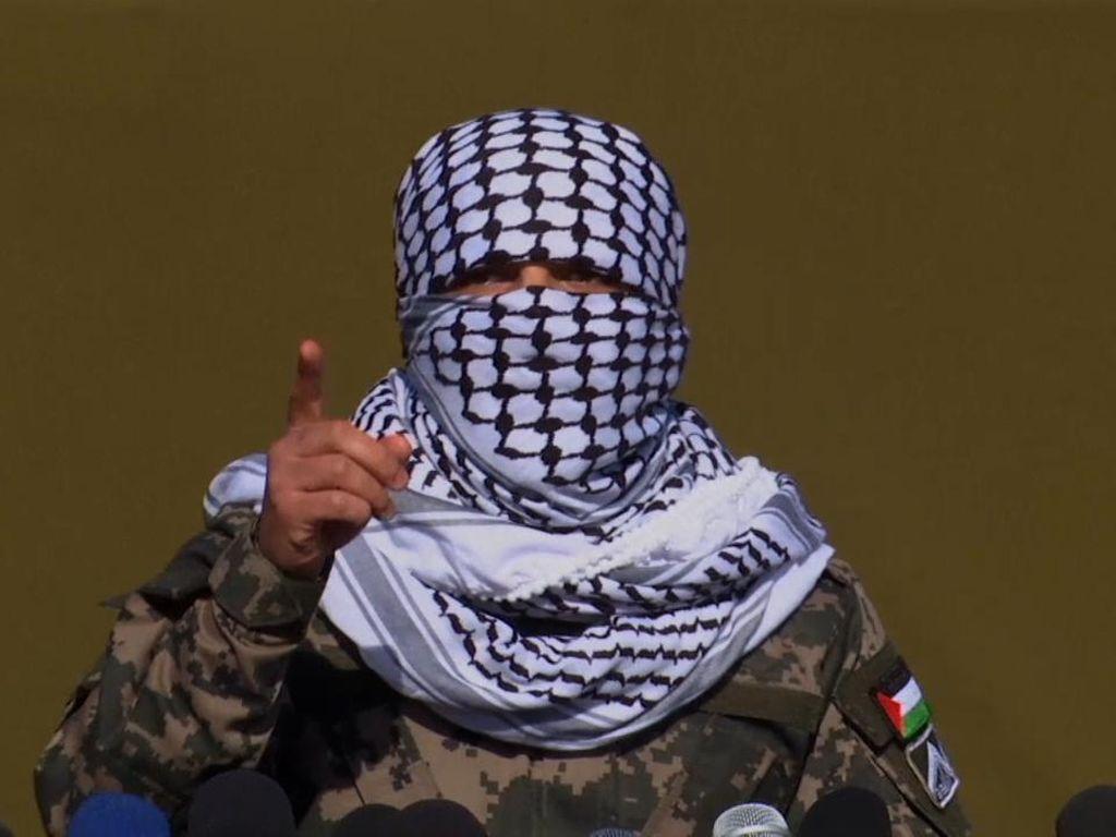 Militan Palestina di Jalur Gaza Tembakkan Roket ke Wilayah Israel