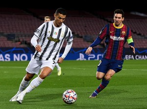 Lionel Messi: Cristiano Ronaldo Bintangnya Dunia Sepakbola