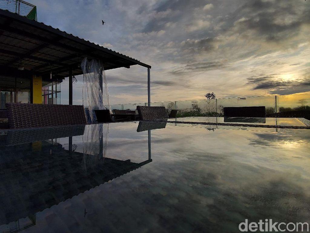 Nongkrong di Rooftop ala Perbatasan RI-Malaysia, Ini Dia Tempatnya