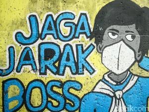 PPKM Diperpanjang Sampai 8 Februari, Ini Zona Merah Jawa-Bali