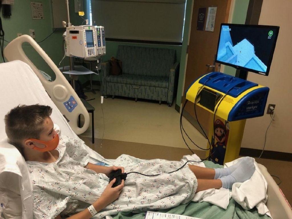 Nintendo Luncurkan Konsol Untuk Pasien Rumah Sakit