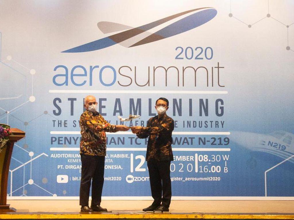 Pemprov Aceh Terima Model Pesawat Nurtanio Meski Pembeliannya Banjir Kritik