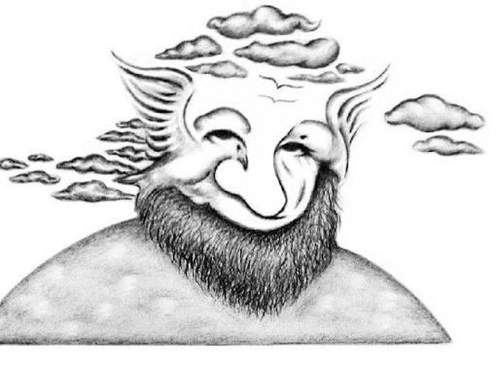 Tes Kepribadian: Gambar Wajah atau Peri yang Pertama Kamu Lihat?