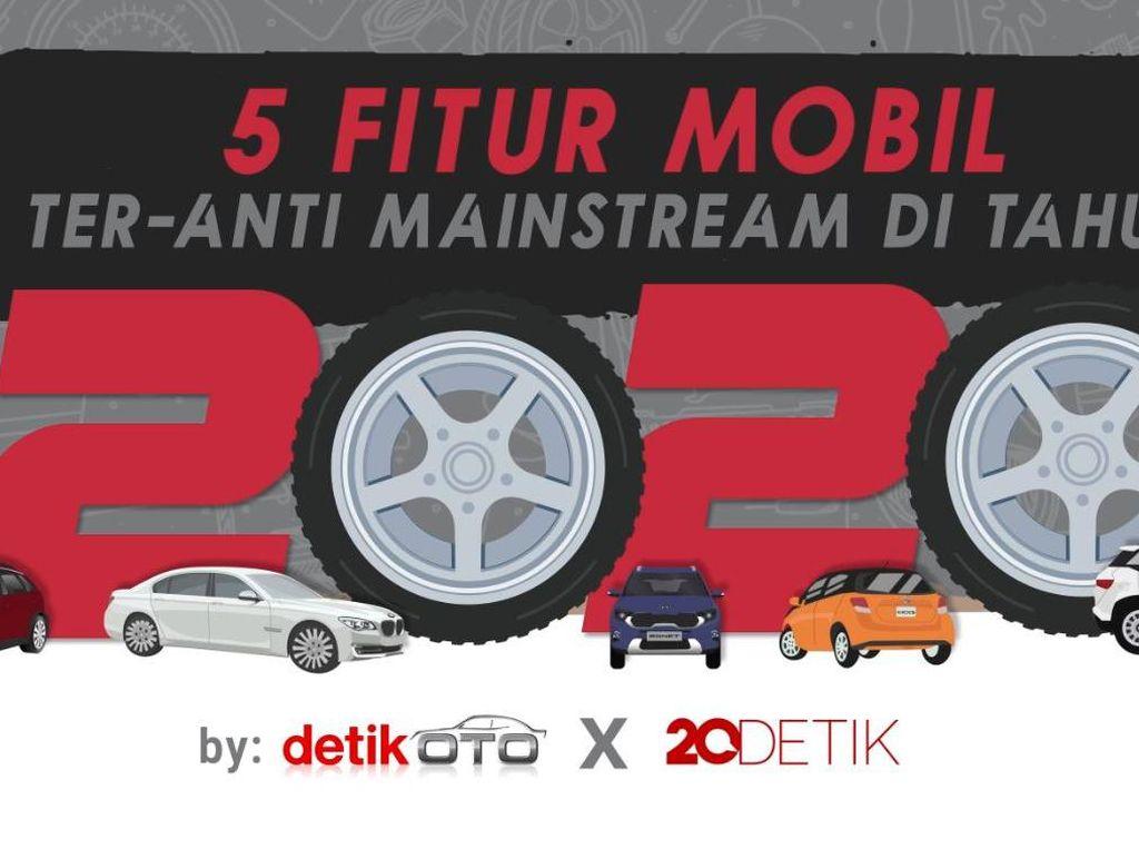 5 Fitur Mobil Anti-mainstream Selama 2020