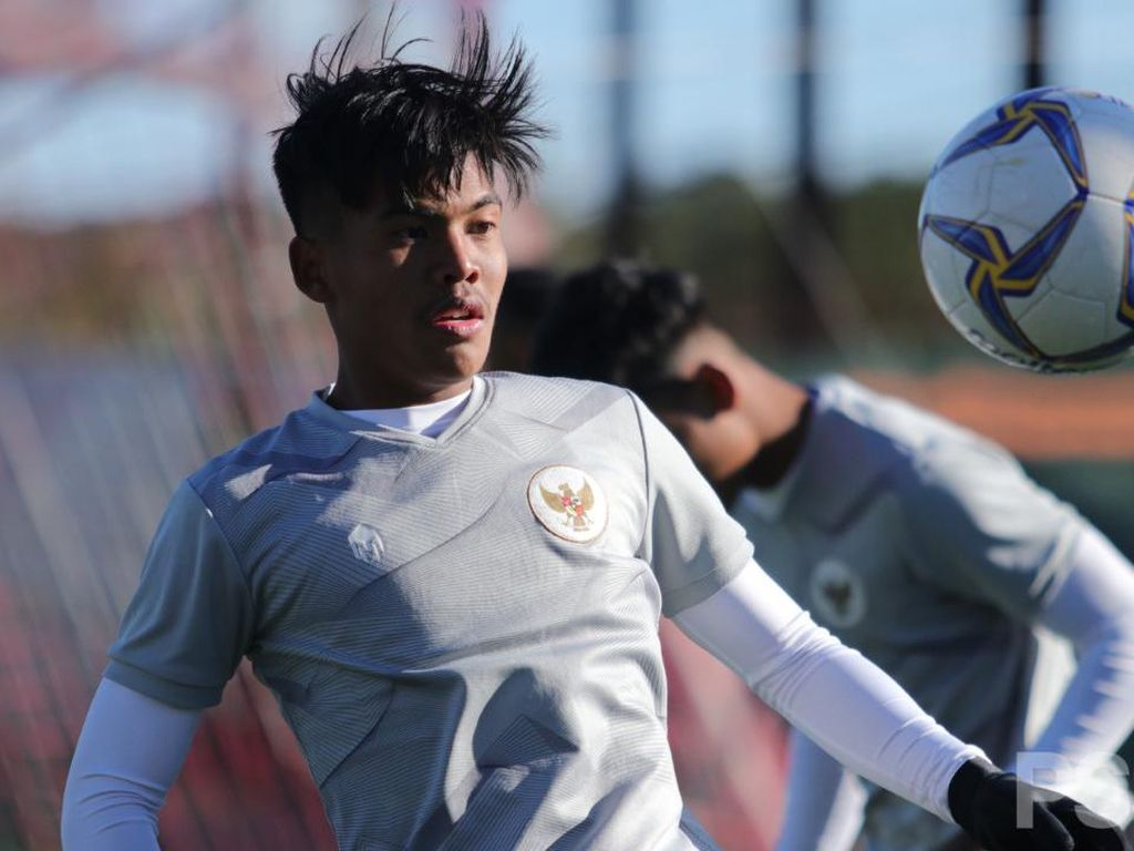 Begini Menu Latihan Perdana Timnas U-19 di Spanyol