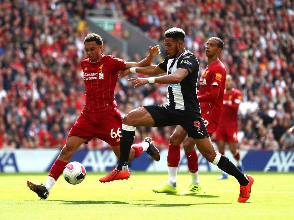 Newcastle Lagi Memble, Liverpool Harus Tetap Waspada