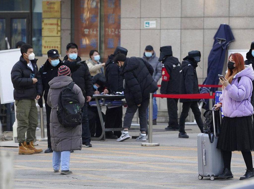 Ekonomi China Tahun 2020 Tumbuh 2,3% Meski Sempat Lockdown