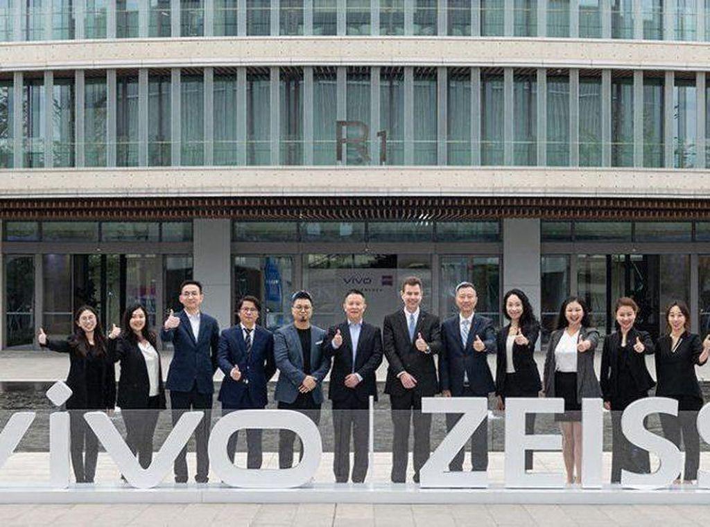 Perkuat Teknologi Mobile Imaging, Vivo Bikin Pusat Riset Bareng ZEISS