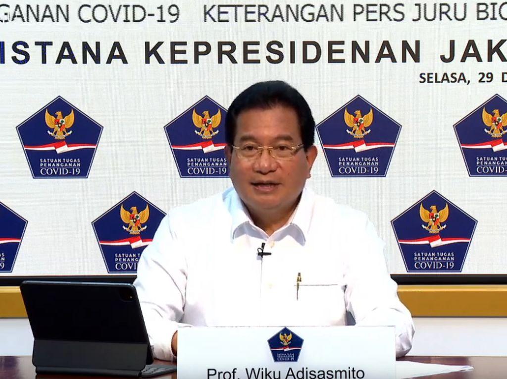 Satgas: Kasus Corona Naik Lebih 100% dalam 8 Minggu Sejak November