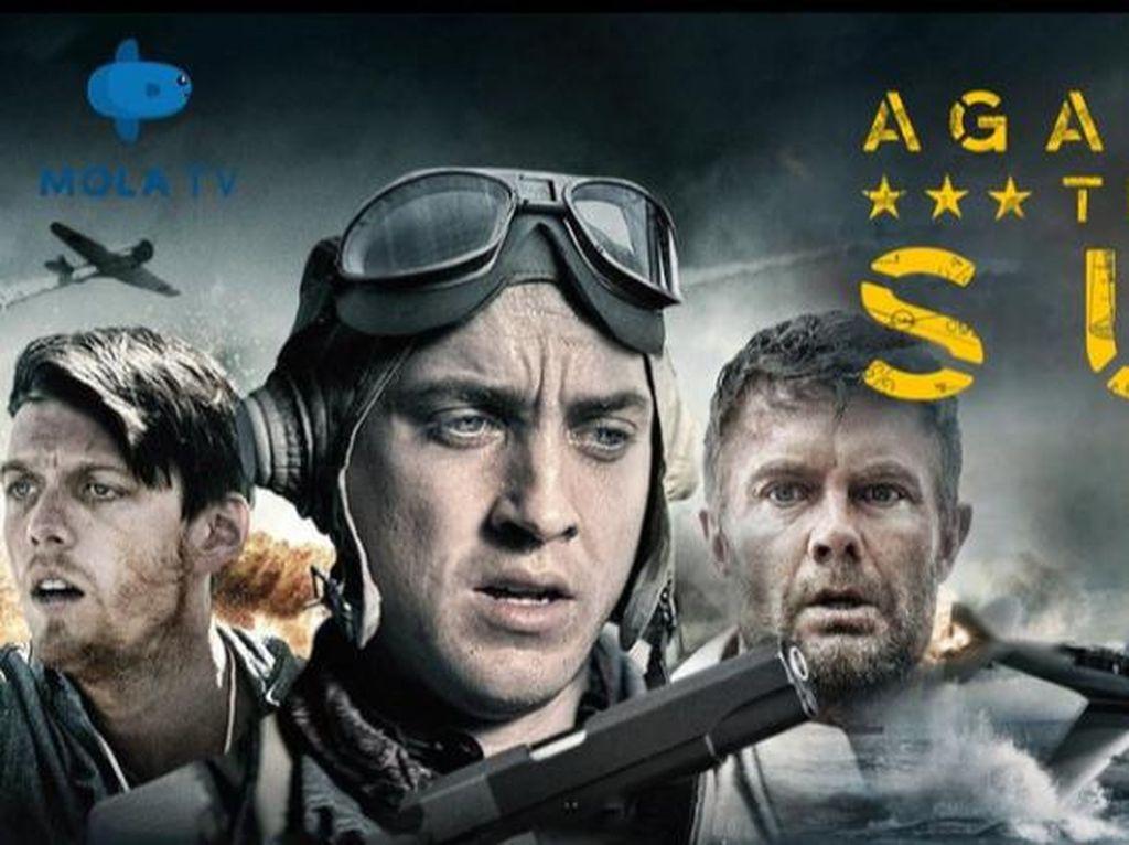 Against The Sun, Kisah 3 Tentara AS Terdampar di Lautan Saat Perang