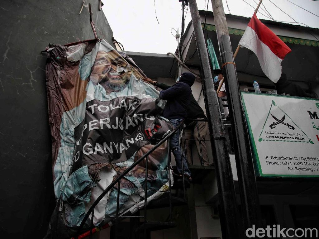 Dituding Ormas Radikal, FPI Jabar: Bunuh Kucing pun Belum Pernah
