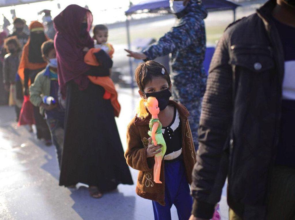Dikritik, Pengadilan Malaysia Tangguhkan Deportasi 1.200 Warga Myanmar