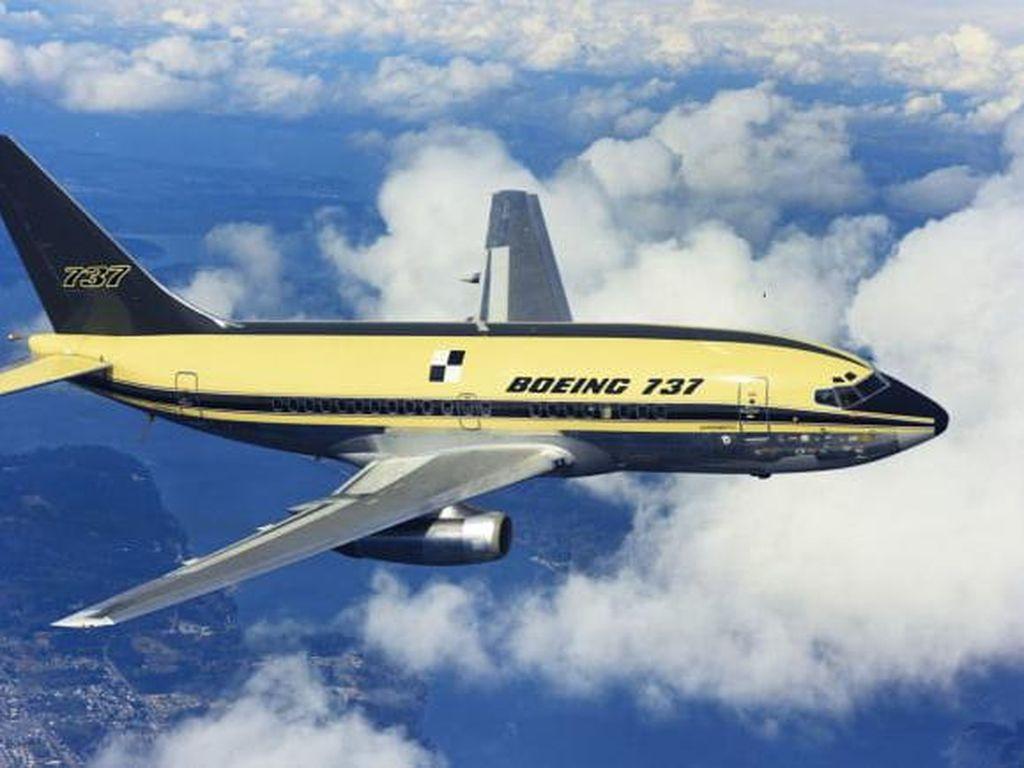 Ini Sederet Insiden Boeing 737-500 di Dunia