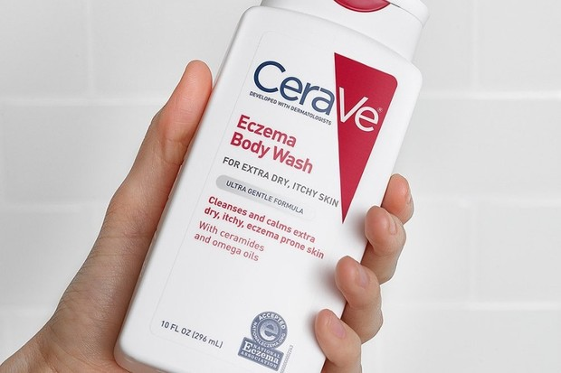 CeraVe Eczema Body Wash