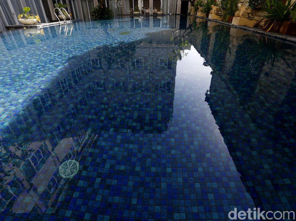 Di Legian Hotel-hotel Bintang 4 Cuma Rp 300 Ribuan Gaes