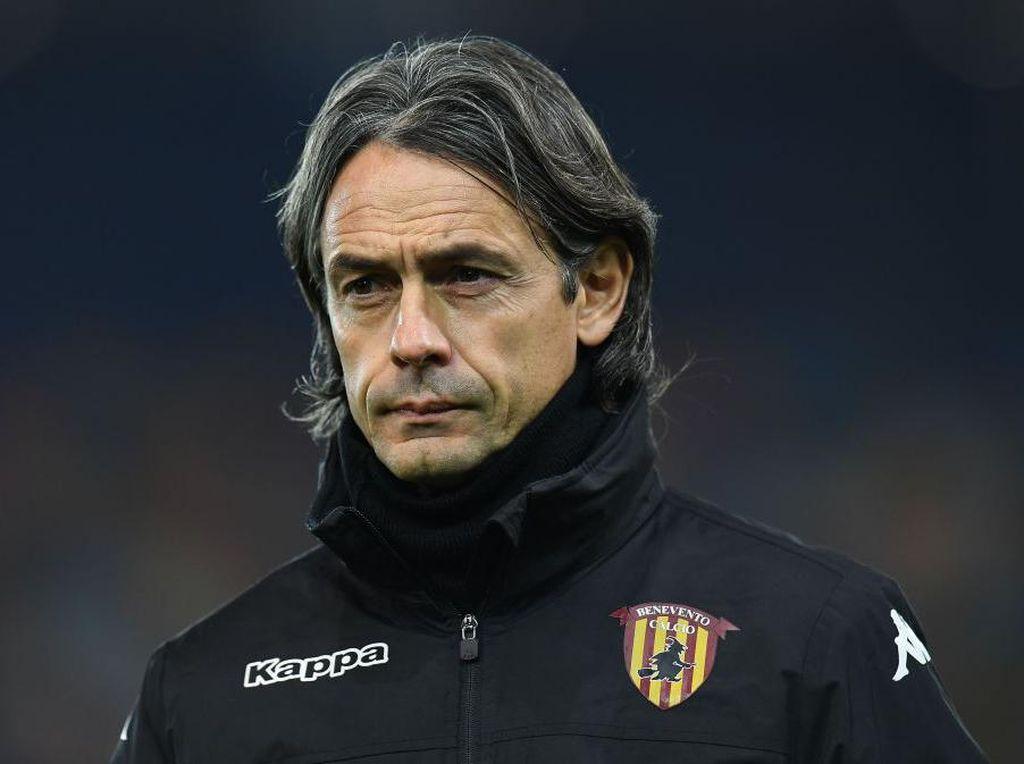 Legenda Milan Filippo Inzaghi Pilih Jagokan Inter Raih Scudetto