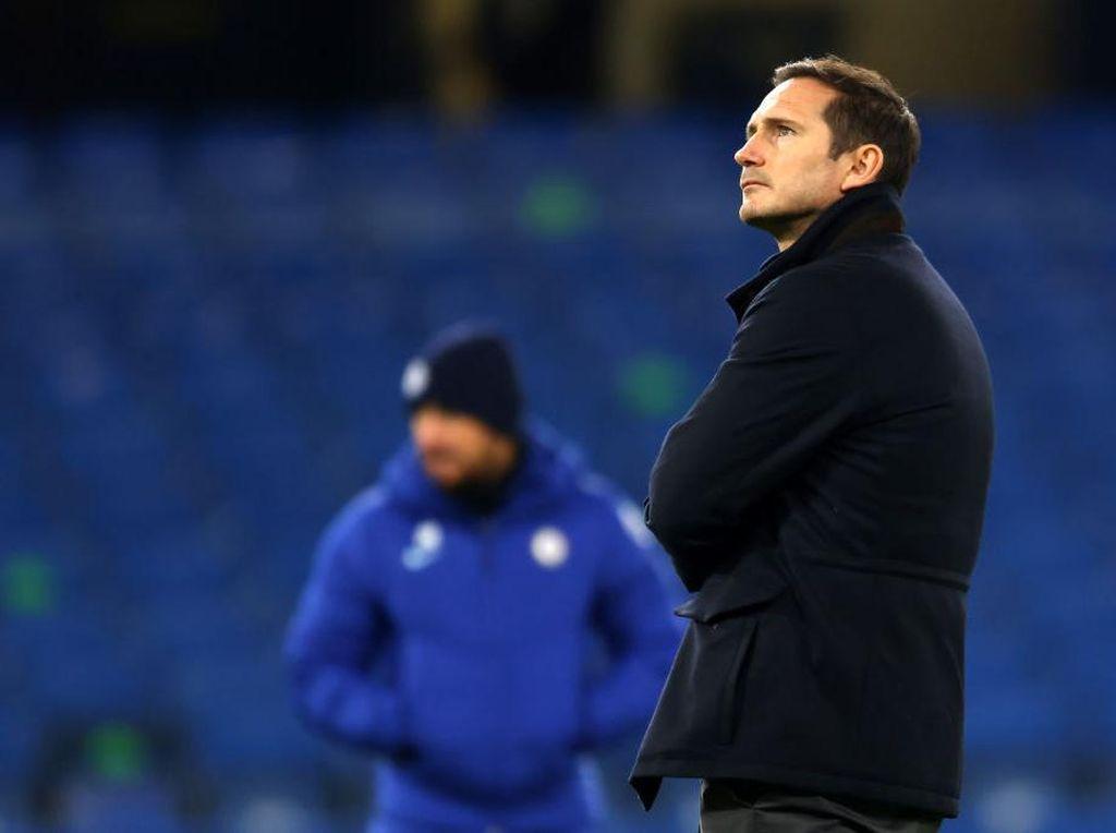 Tak Dendam, Lampard Bersyukur Pernah Latih Chelsea
