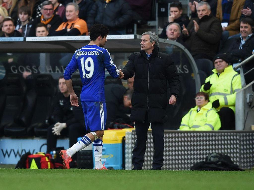 Apakah Cintanya Mourinho Bisa Membawa Diego Costa ke Spurs?