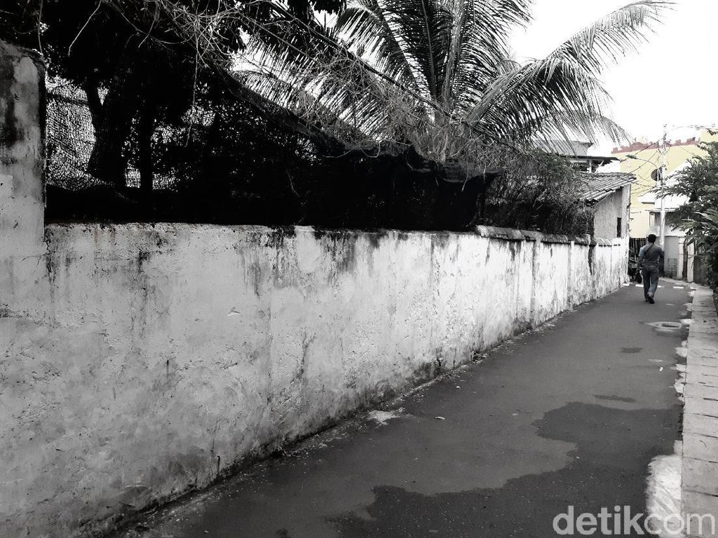 Kampung Pecah Kulit Jakarta, Saksi Bisu Hukuman Mati Sadis Pelaku Makar
