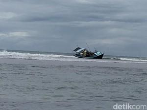 Basarnas Monitor 5 ABK yang Diduga Hilang di Perairan Cilacap