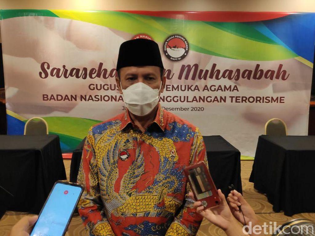 Teroris JI Himpun Dana Via Kotak Amal, BNPT Minta Masyarakat Hati-hati