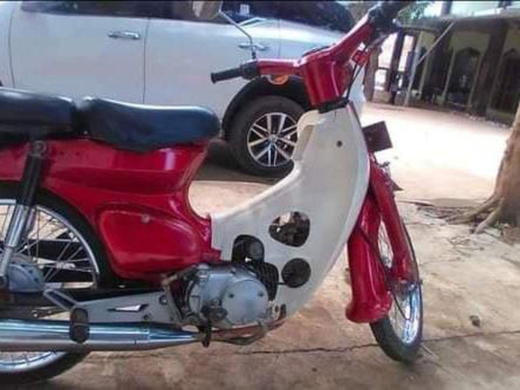 Kiai di Cirebon Lelang Motor Antik, Maharnya Puasa Senin-Kamis Setahun