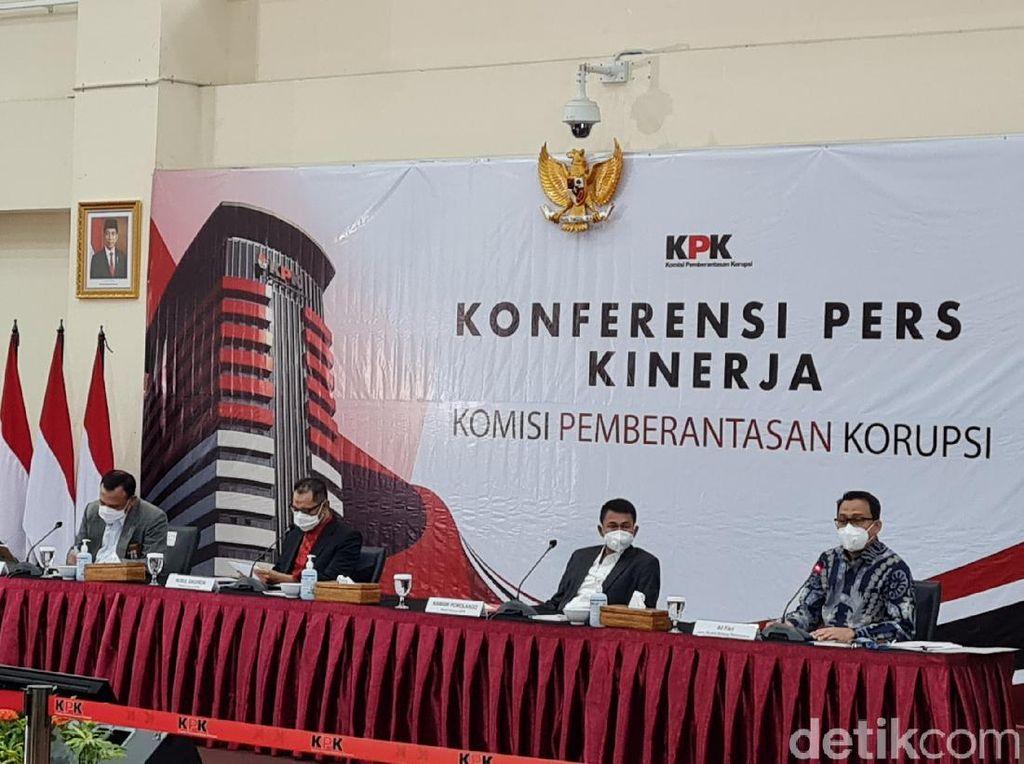 KPK: 43 Pegawai Mengundurkan Diri Selama 2020