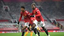 Marcus Rashford Penyelamat, Manchester United Hampir Buntu