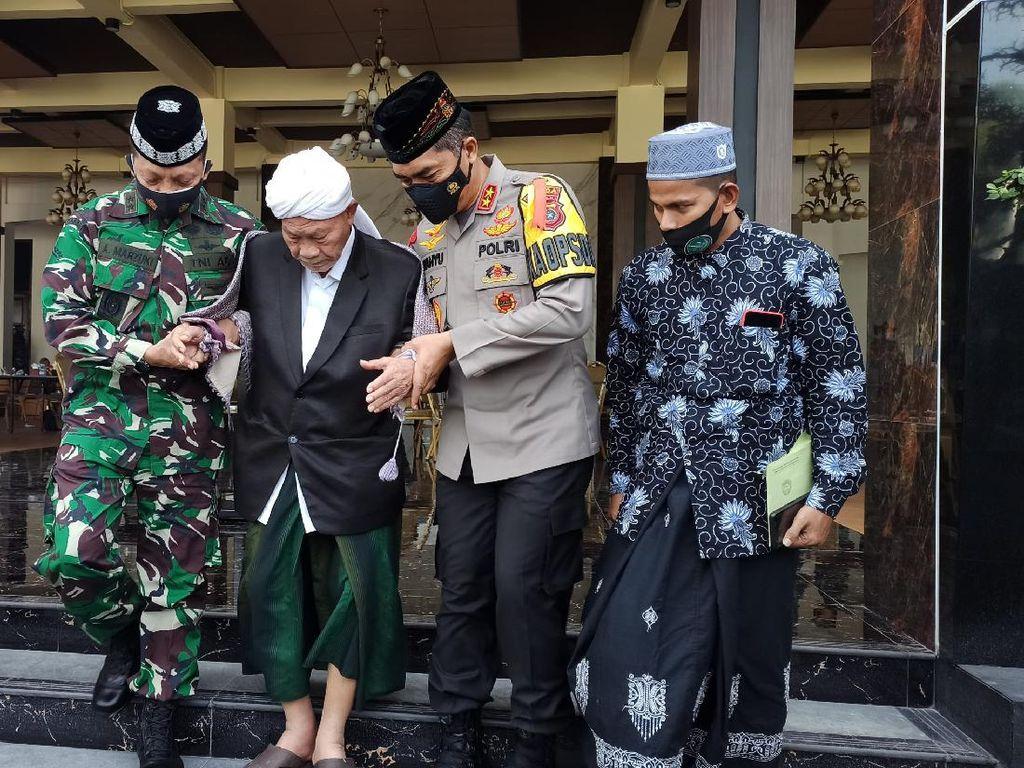 Pangdam Iskandar Muda Harap Ulama Aceh Bantu TNI Cegah Kerumunan