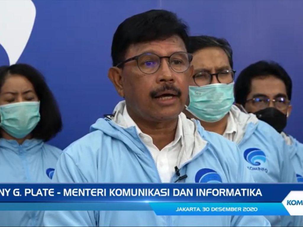 5G di Indonesia Digelar di Destinasi Wisata dan Kawasan Industri