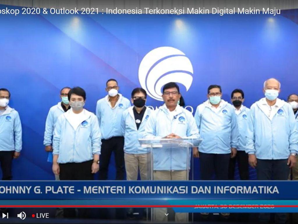 Akhir 2022, Indonesia Dijanjikan Merdeka Sinyal 4G