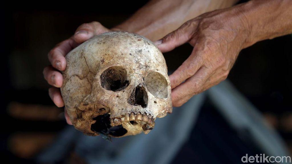 Nggak Dikubur, Ini Cara Suku Dayak Taman Makamkan Jenazah