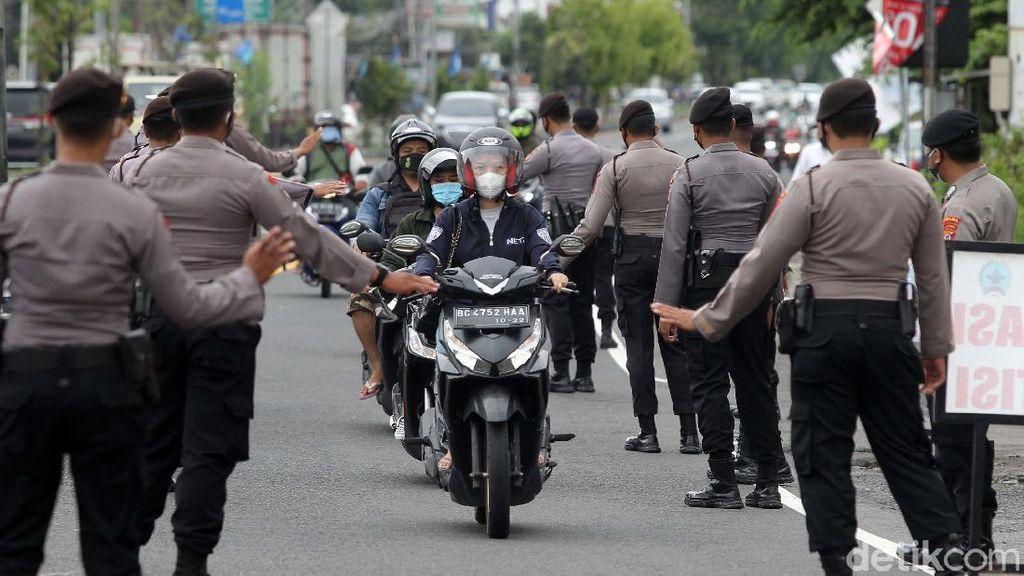 Operasi Yustisi untuk Tekan Angka COVID-19 di Yogyakarta