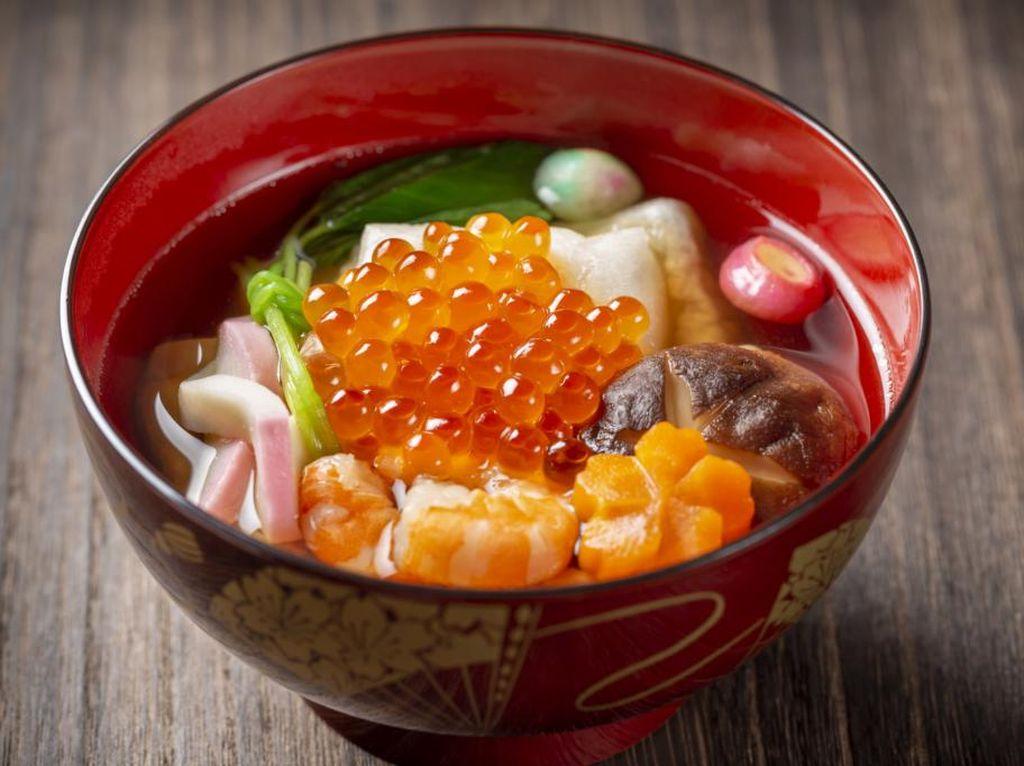 Ozoni, Makanan Tradisional Khusus Tahun Baru di Jepang