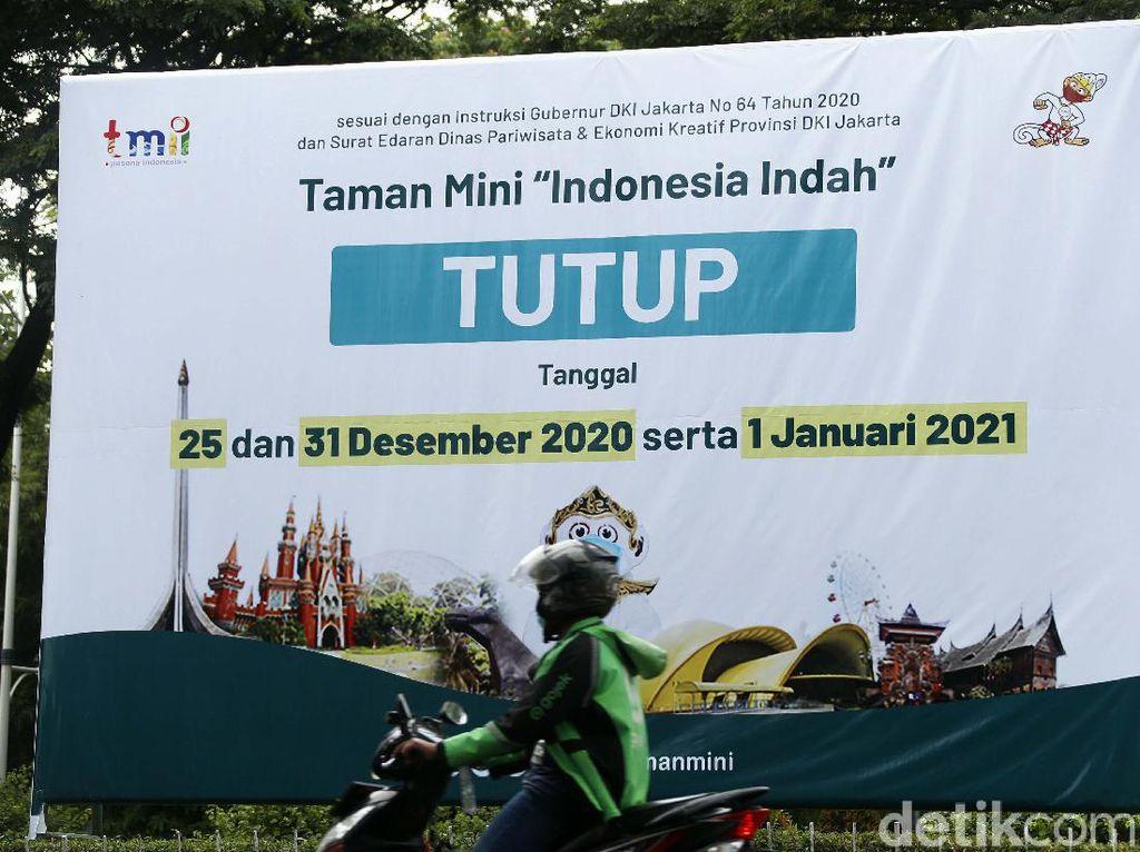 Tempat Wisata di Jakarta Ini Tutup, Jangan Liburan ke Sini