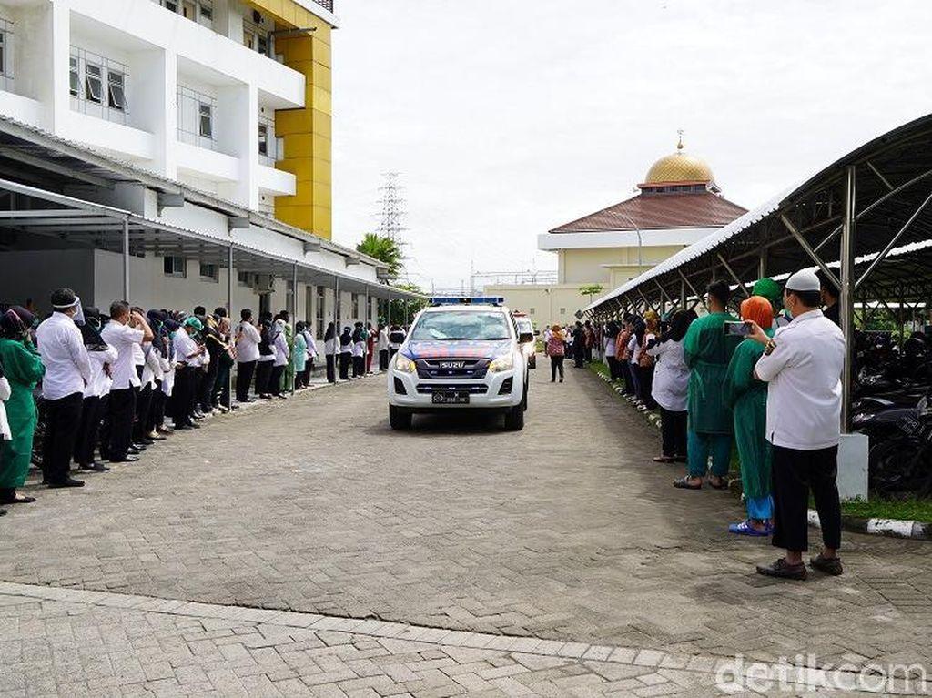 Perawat RSUD Gambiran Kota Kediri Meninggal Terpapar COVID-19