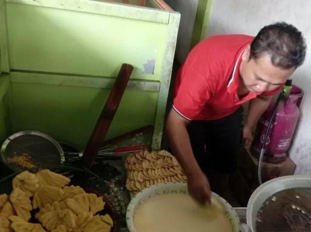 Penjual Pisang Goreng Bisa Raup Rp 5 Juta/Hari Saat Pandemi