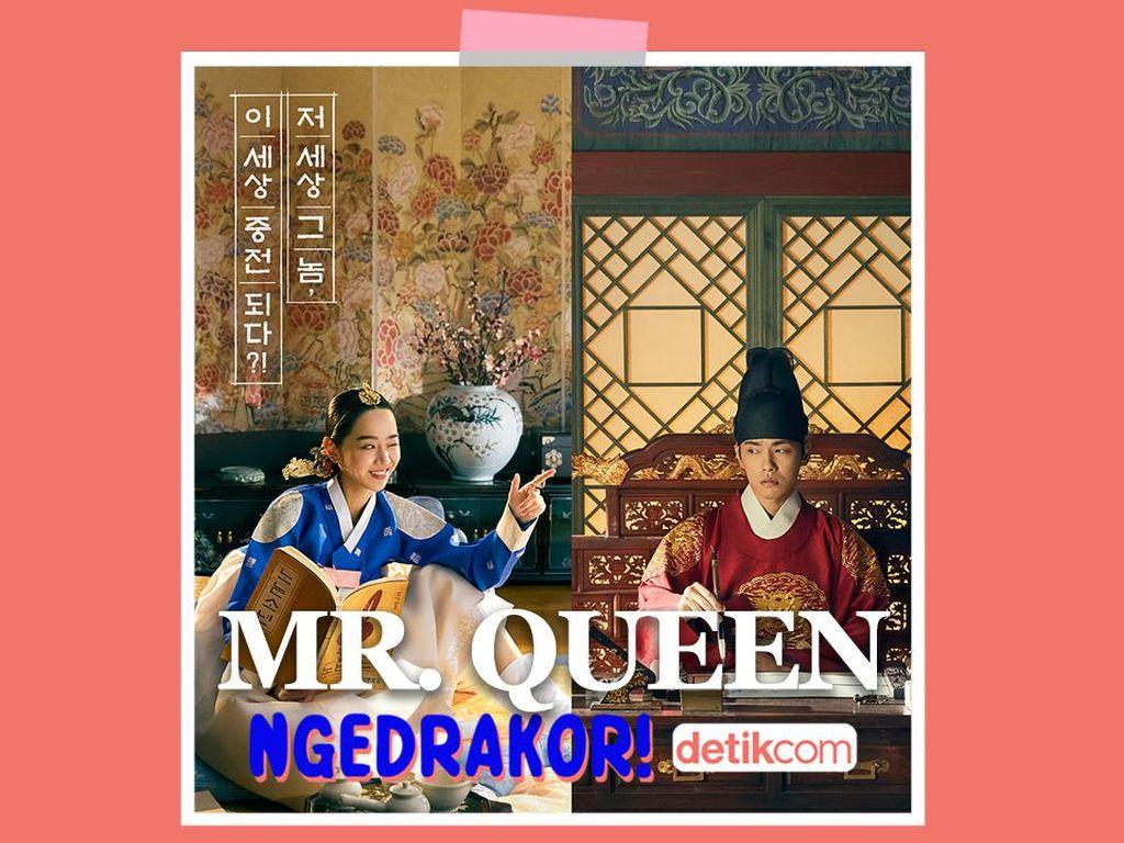 5 Alasan Suka/Nggak Suka Drama Korea Mr. Queen