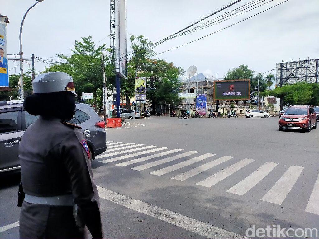 Cegah Warga Rayakan Tahun Baru, Polisi Akan Tutup 13 Ruas Jalan di Makassar